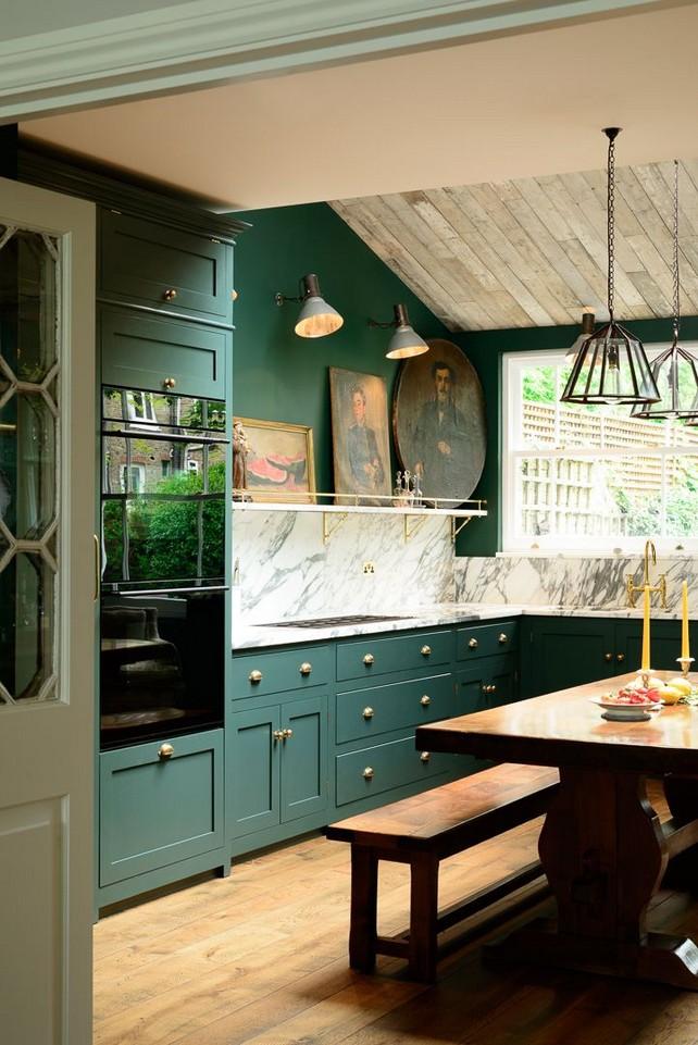 Green Kitchen 01
