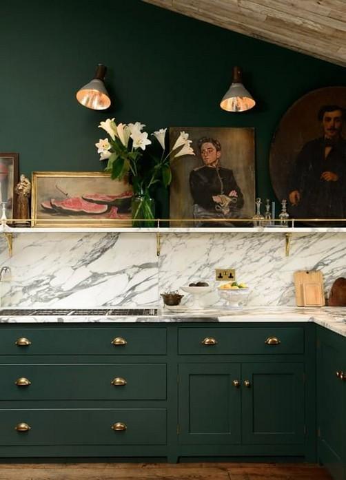 Green Kitchen 09