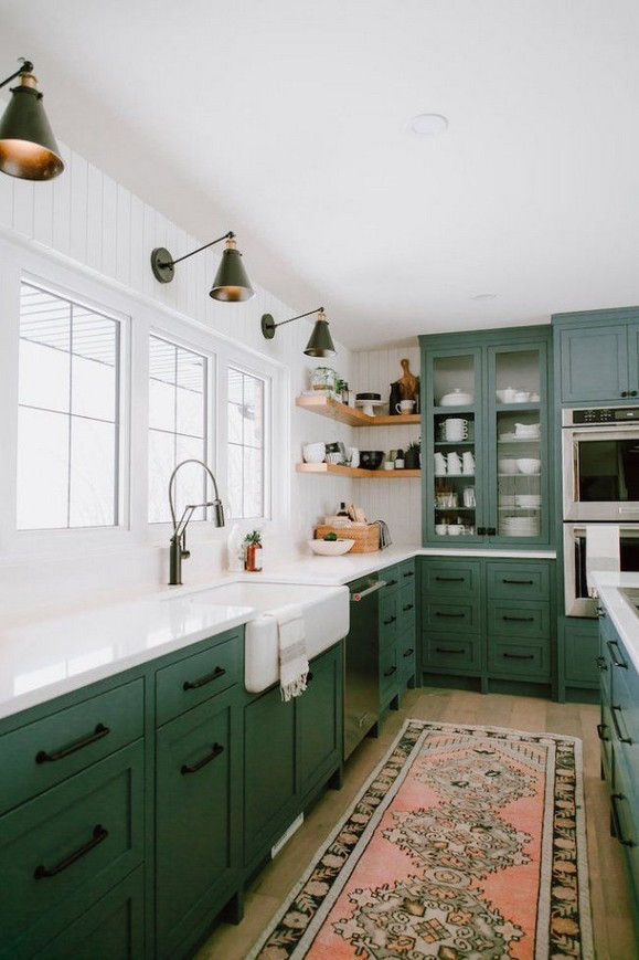 Green Kitchen 35
