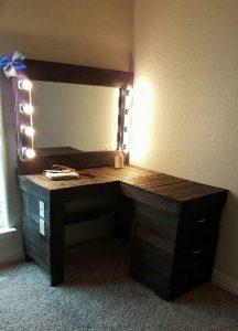Vanity mirror with lights for bedroom 63