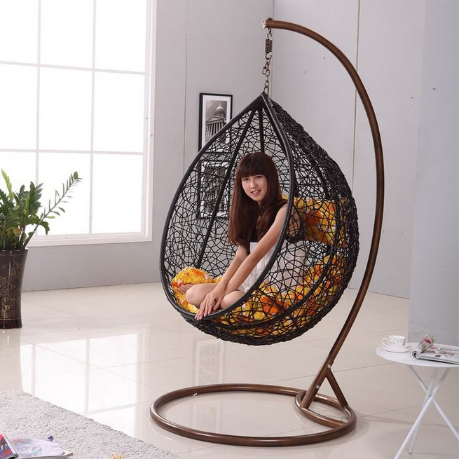 13 Stunning Black Rattan Chairs Designs Ideas 38