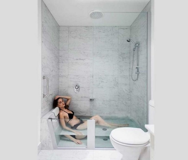 14 Delightful Bathroom Tub Shower Combo Remodeling Ideas 09