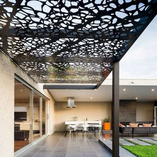 16 Deck Canopy Exterior Remodel Ideas On A Budget 25