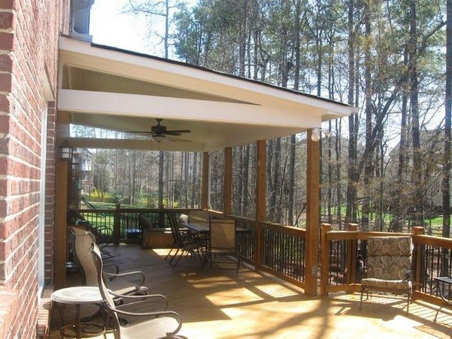 16 Deck Canopy Exterior Remodel Ideas On A Budget 43