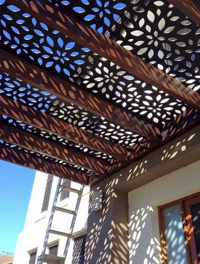 16 Deck Canopy Exterior Remodel Ideas On A Budget 52