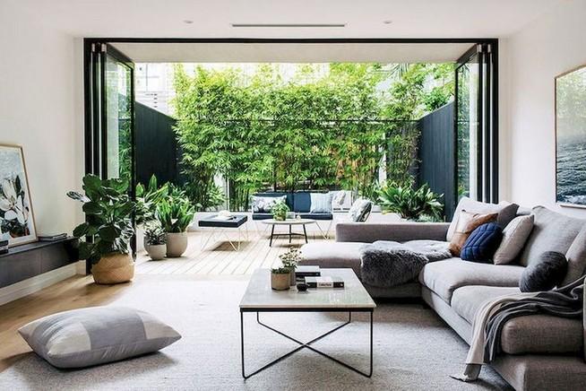 16 Elegant Living Room Shelves Decorations Ideas 05