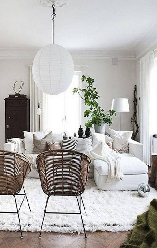 16 Elegant Living Room Shelves Decorations Ideas 16