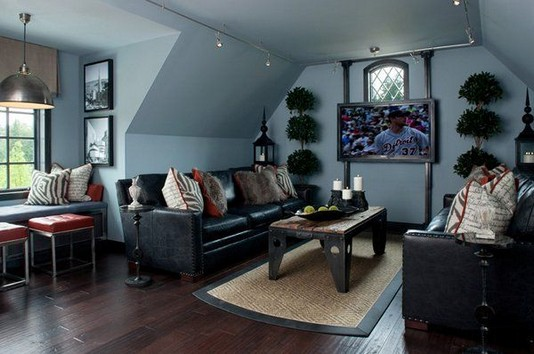 17 Attractive Modern Family Room Designs Ideas 06