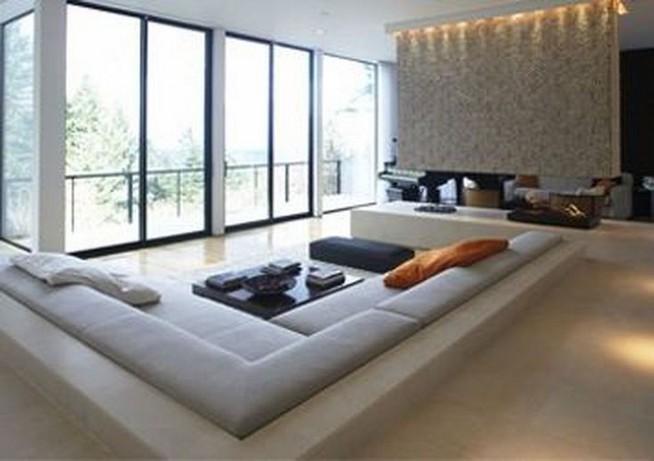 17 Attractive Modern Family Room Designs Ideas 10