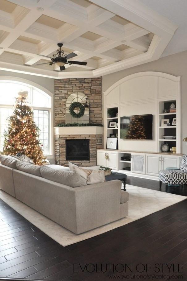 17 Attractive Modern Family Room Designs Ideas 22