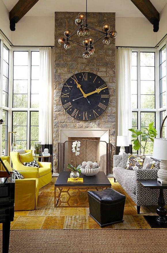 17 Attractive Modern Family Room Designs Ideas 29