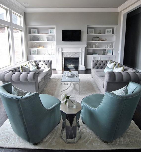 17 Attractive Modern Family Room Designs Ideas 37