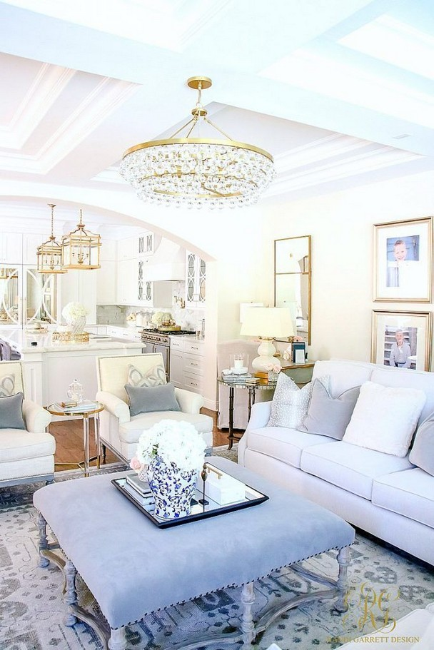 17 Attractive Modern Family Room Designs Ideas 39