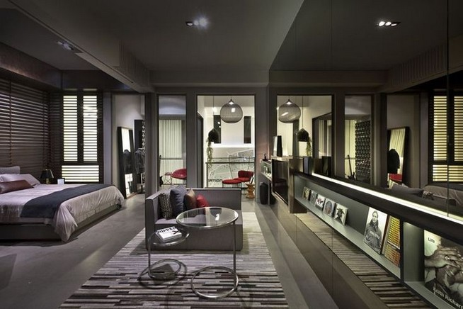 18 Impressive Bedroom Dressers Ideas With Mirrors 06