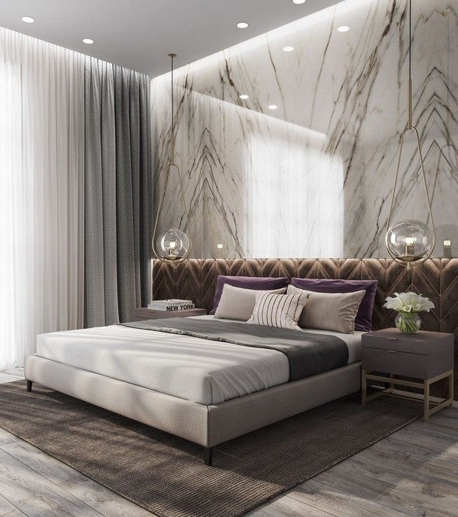 14 Modern Luxury Bedroom Inspirations 13