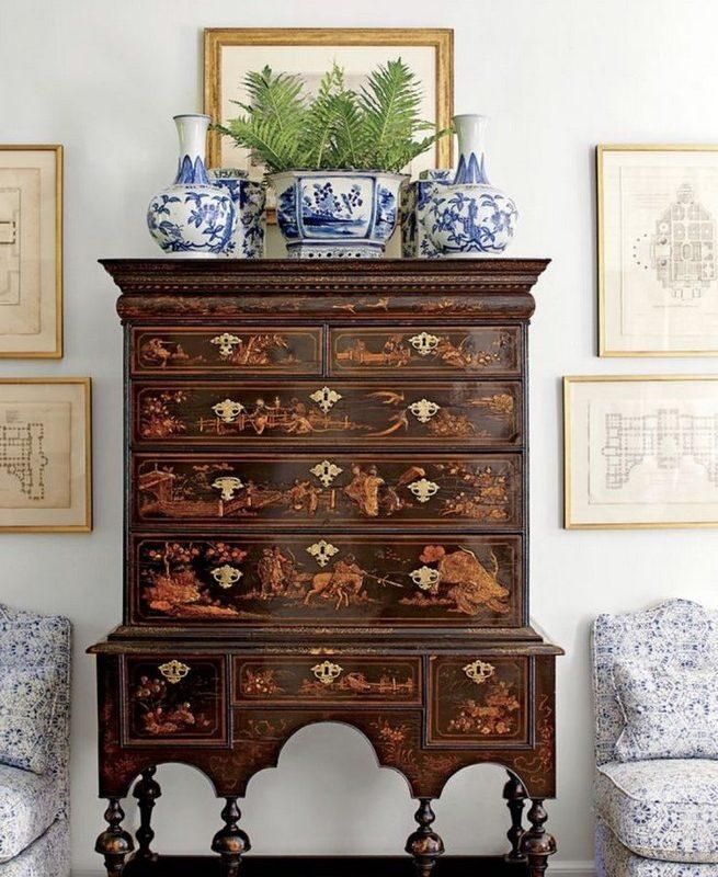 18 Beautiful Chinese Living Room Decor Ideas 07