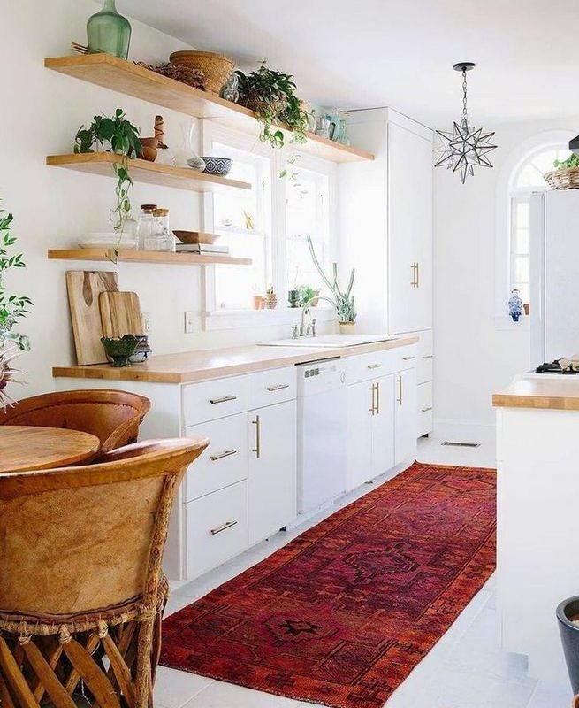 16 Comfy Kitchen Remodel Ideas For Small Kitchen 34