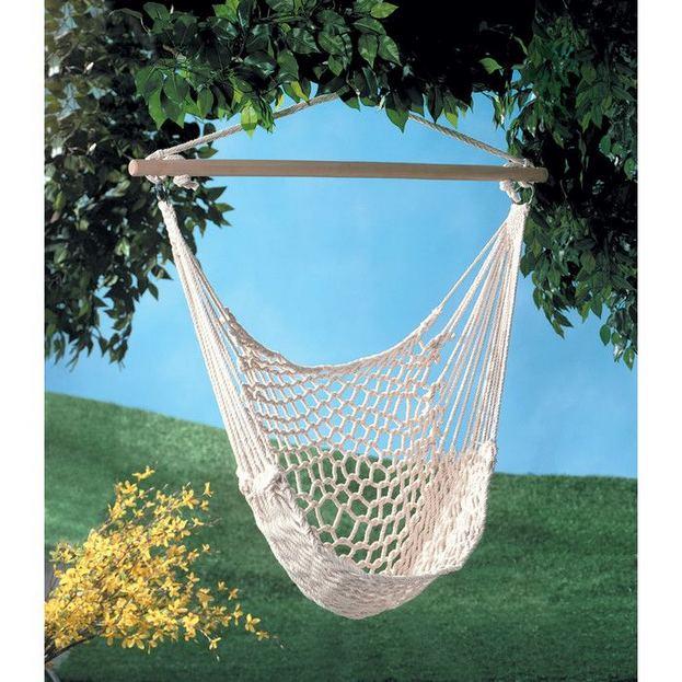 14 Cozy Swing Chairs Garden Ideas 30