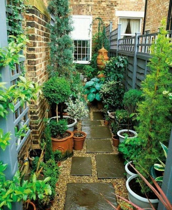 18 Striking Garden Design Ideas Small Space 21