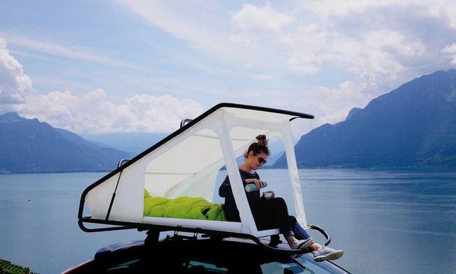 13 Best Outdoor Camping Tent Design Ideas 27