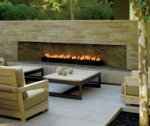 15 Amazing Outdoor Fireplace Design Ever 03
