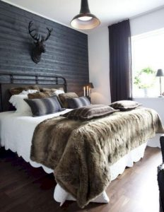 16 Comfy Farmhouse Bedroom Decor Ideas 20
