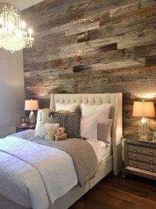 16 Comfy Farmhouse Bedroom Decor Ideas 39