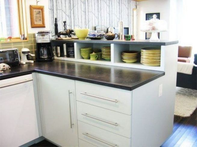 16 Gorgeous Kitchen Counter Organization Ideas Must Owned 25
