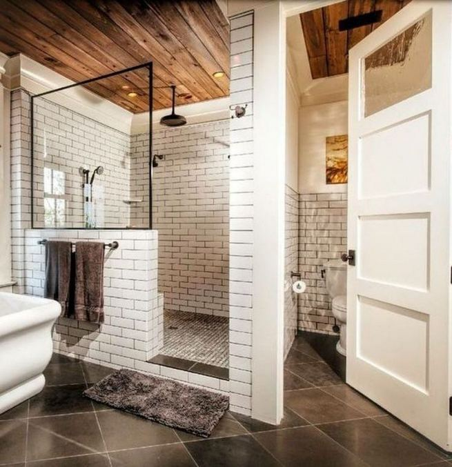 17 Cool Small Master Bathroom Remodel Ideas 06
