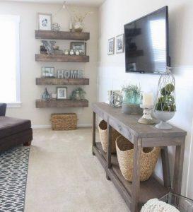 17 Top Marvelous Living Room Decor Design Ideas 04
