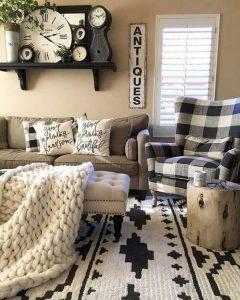 20 Unique Diy Rustic Farmhouse Decoration For Wall Living Room Ideas 28