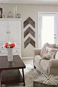 20 Unique Diy Rustic Farmhouse Decoration For Wall Living Room Ideas 32