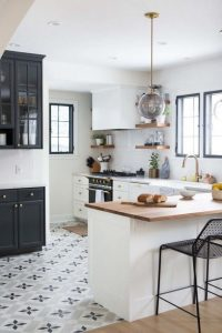 12 Beautiful Laundry Room Tile Pattern Design Ideas 22