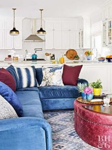 12 Cozy Soft White Couch Design Ideas For Small Living Room 10