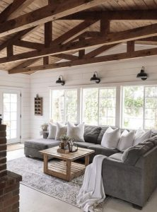 12 Cozy Soft White Couch Design Ideas For Small Living Room 17