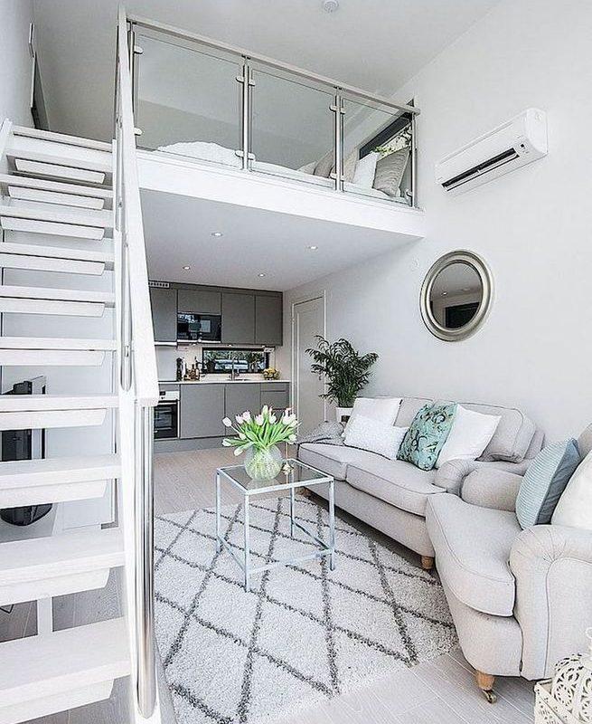 12 Inspiring Studio Apartment Decor Ideas 25