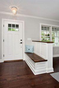 12 Stunning Rustic Small Mudroom Entryway Decor Ideas 06