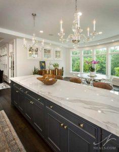 12 Stylish Luxury White Kitchen Design Ideas 06