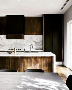 12 Stylish Luxury White Kitchen Design Ideas 07