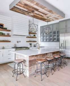 12 Stylish Luxury White Kitchen Design Ideas 12