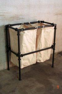 13 Creative DIY Pipe Shelves Design Ideas 20
