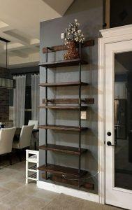 13 Creative DIY Pipe Shelves Design Ideas 23