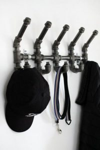 13 Creative DIY Pipe Shelves Design Ideas 25
