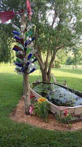 13 Gorgeous Backyard Pond Designs Ideas 02