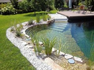 13 Gorgeous Backyard Pond Designs Ideas 07