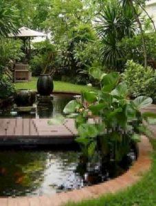 13 Gorgeous Backyard Pond Designs Ideas 18
