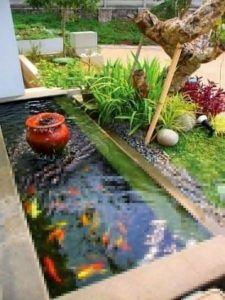 13 Gorgeous Backyard Pond Designs Ideas 27