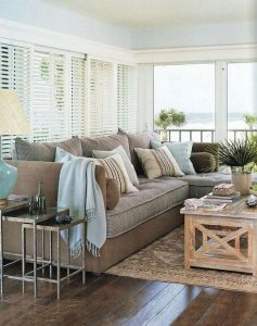 13 Inspiring Coastal Living Room Decor Ideas 29
