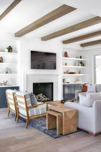 13 Inspiring Coastal Living Room Decor Ideas 31