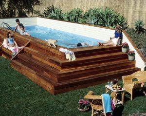 13 Totally Perfect Small Backyard Pool Design Ideas 05